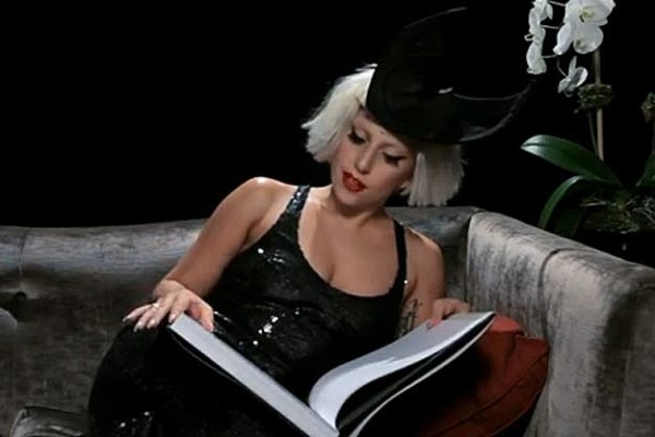 Lady Gaga Reads Foreword To Her Photo Book