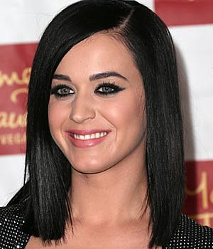 Stick Straight And Shiny Best Katy Perry Hairstyles