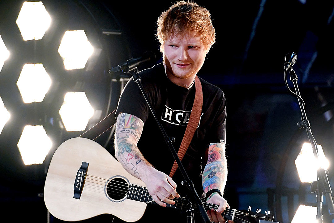 Image result for ed sheeran grammys