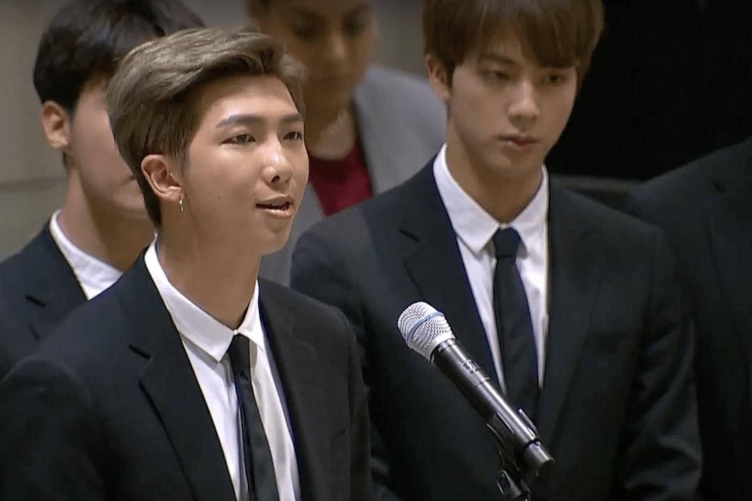 20 Quotes Dari Rm Bts Yang Harus Dingat Jurnal K Pop