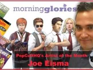 Joe Eisma Feature