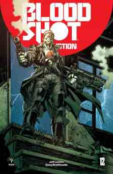 BLOODSHOT SALVATION #12 - Bloodshot Icon Variant by MD Bright