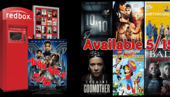 red box movies new releases