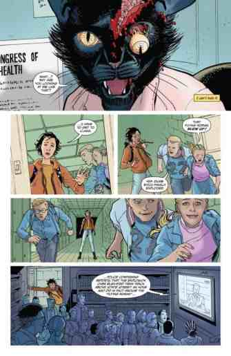 She Could Fly #1 preview page 6