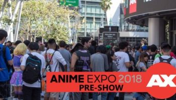Convention Day 1 Recap Of Anime Expo 2018 Thursday July 5th