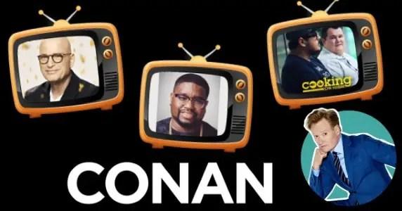 Conan 7.11.18
