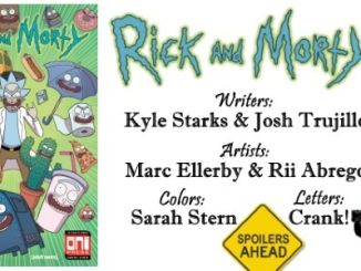 Rick and Morty #40