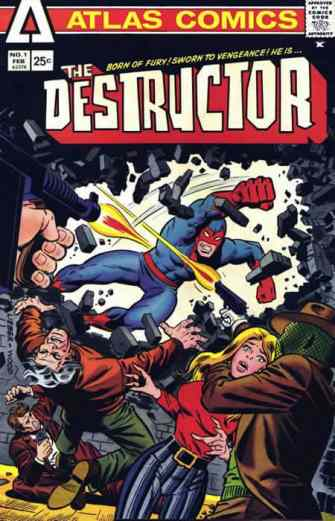 The Destructor #1