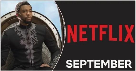 Netflix in September