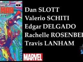 Tony Stark Iron Man #3