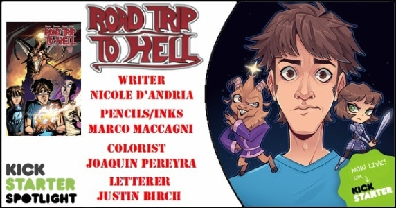 Road Trip to Hell