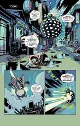 The Umbrella Academy: Hotel Oblivion #1 preview page 4
