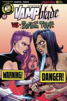 Vampblade Season 3 #5 Cover B