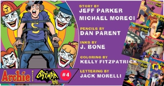Archie Meets Batman '66 #4