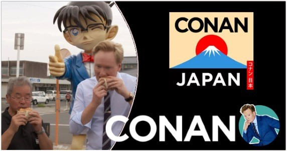 [Video] Conan O'Brien Special: CONAN Without Borders: JAPAN