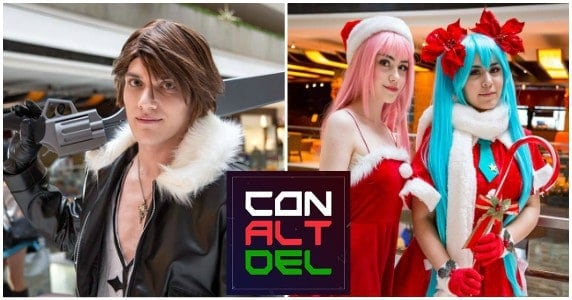 Cosplay Photos: Con+Alt+Delete 2018