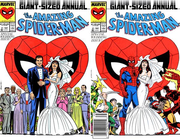 Amazing Spider-Man Annual 21 mini