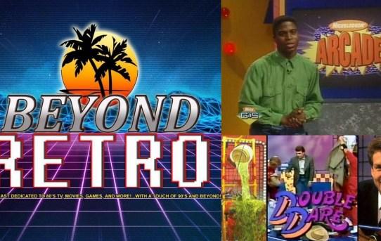 Beyond Retro Episode 2 - Double Dare