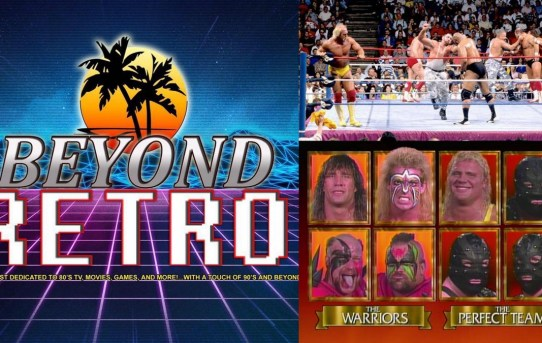Beyond Retro Episode 9 - '80s Wrestling (and a little 90's)