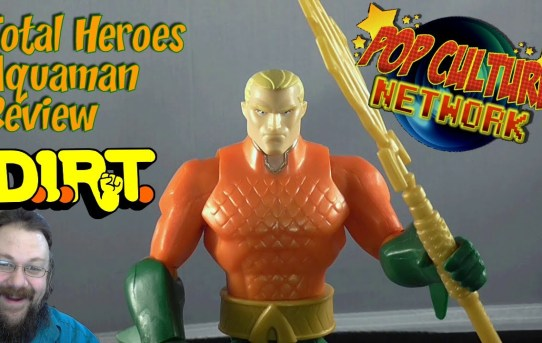 Total Heroes Aquaman Review