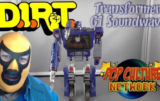 Formers Friday - G1 Soundwave