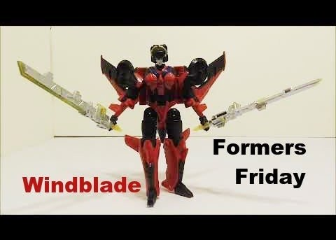 Formers Friday - Windblade