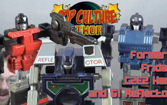 Formers Friday - G1 Reflector