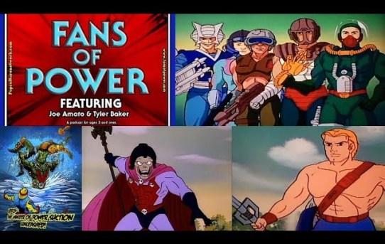 Fans of Power Episode 107 - A New Beginning Commentary, Unofficial Leech Minicomic