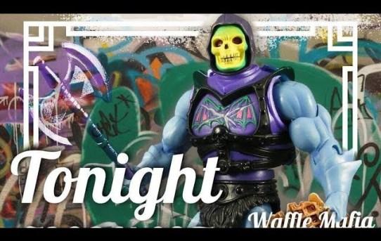 Waffle Mafia Podcast Episode 13 - BA Skeletor!