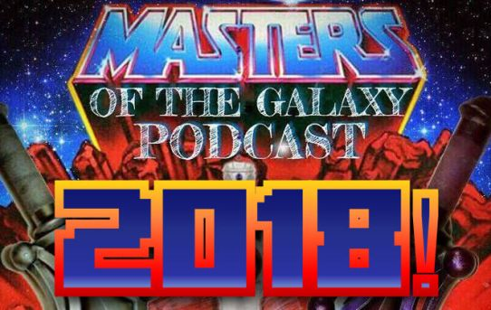 Masters of the Galaxy Episode 48 - Happy New Year 2018!