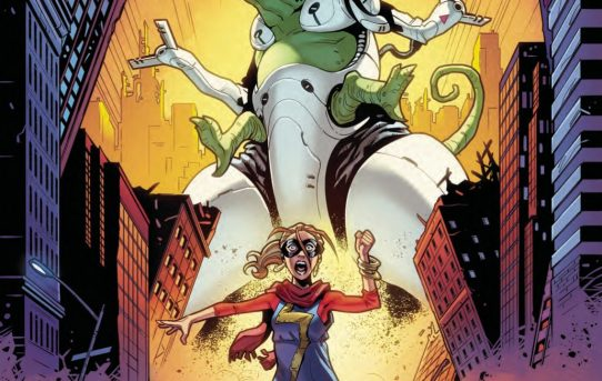 MS MARVEL #26 Preview
