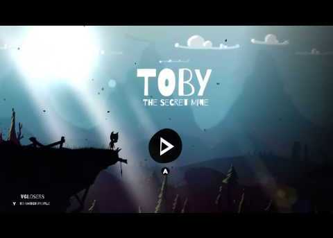 DiRT Plays Toby: The Secret Mine