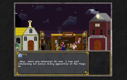DiRT Plays Pixel Heroes: Byte & Magic