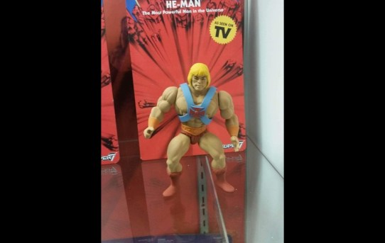 Fans of Power 68 - TOY FAIR! He-Man Thundercats #5! Man-At-Arms!