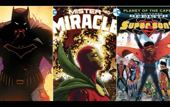 Comic Book Chronicles Ep. 249: 2017 Year End Awards