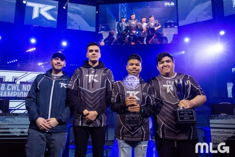 Team Kaliber Crowned Champion of the CWL New Orleans Open