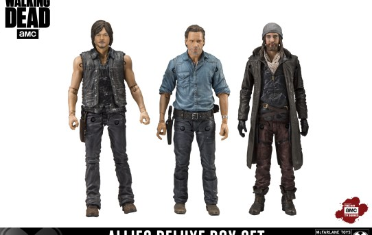 Toy Fair 2018 McFarlane Toy Preivew
