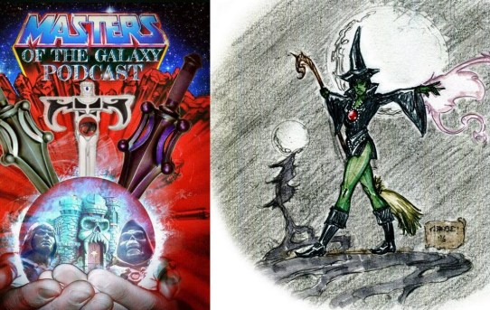 Masters of the Galaxy Episode 53 - Joined By Penny Dreadful