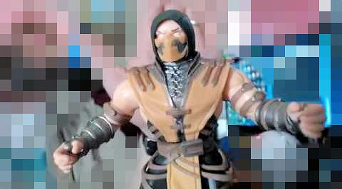 "Mortal Kombat X Scorpion 5.5"" Funko Figure"