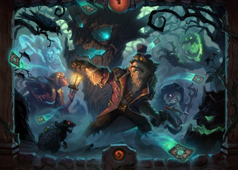 HEARTHSTONE® PLAYERS CAN UNLEASH THEIR INNER BEAST IN UPCOMING EXPANSION THE WITCHWOOD™