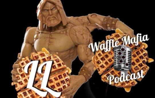 Waffle Mafia Podcast Episode 33 - Procrustus!!