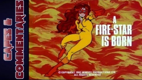 "Capes and Commentaries #3 - Spider-Man and His Amazing Friends ""A Fire-Star Is Born"""