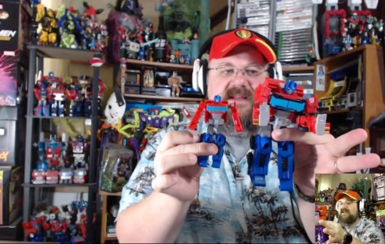 Formers Friday - Value Brand Optimus Prime