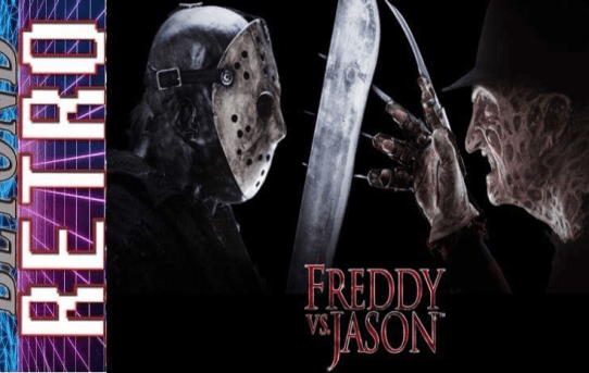 Beyond Retro Episode 46 - Freddy vs Jason