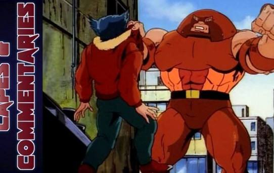 """Capes and Commentaries #14 - X-Men """"The Unstoppable Juggernaut"""""""