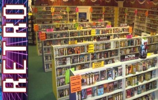 Beyond Retro Episode 53 - VHS & Video Store Memories