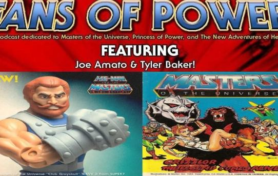 Fans of Power Episode 153 - Grizzlor: The Legend Comes Alive! Mini Comic, Super 7 Pre-Orders & More!