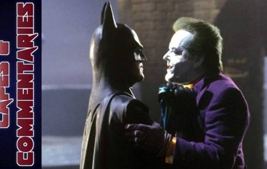 Capes and Commentaries #25 - Batman '89 w/ Special Guest Penny Dreadful