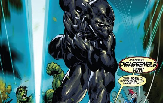 BLACK PANTHER VS DEADPOOL #2 (OF 5)  Preview