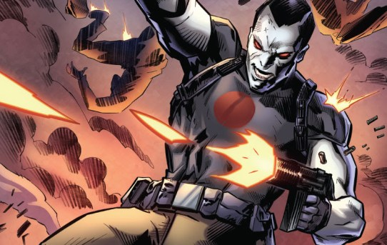 BLOODSHOT RISING SPIRIT #1 Surpasses Records To Become Highest Selling Bloodshot Comic In The Modern Valiant Era!